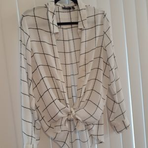 Professional Casual Blouse